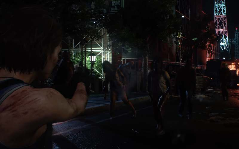 resident evil 3 on the ps4