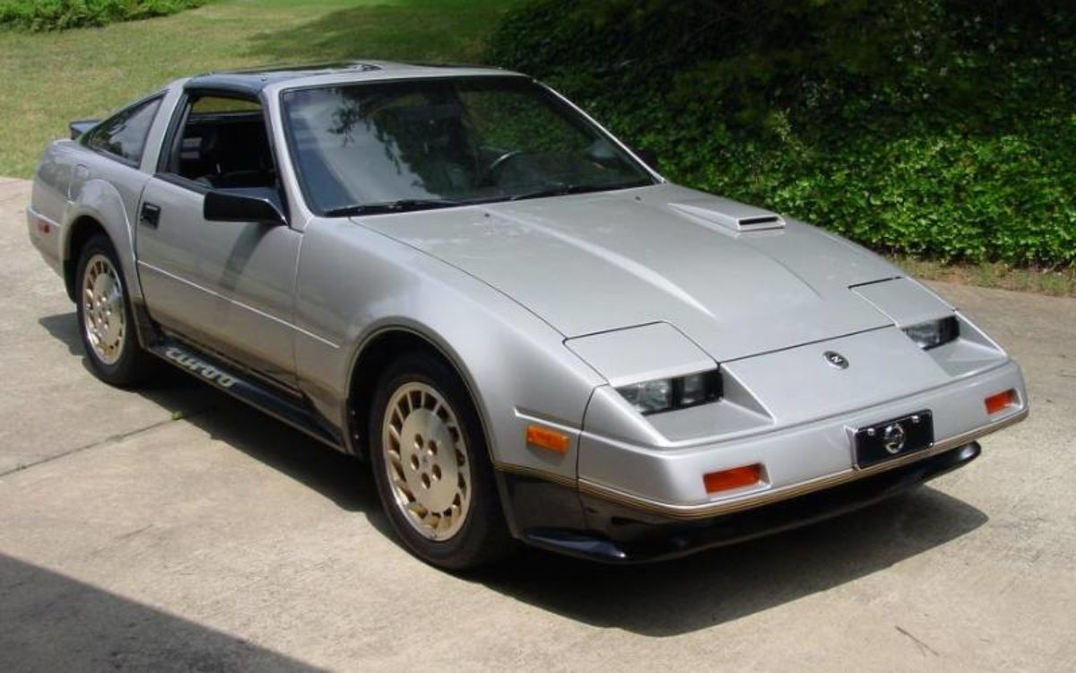 The Coolest Japanese Sports Cars Of The 80s Retroheadz Com