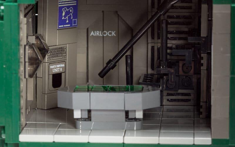 inside starbug airlock