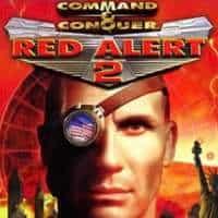 red alert 2 game box