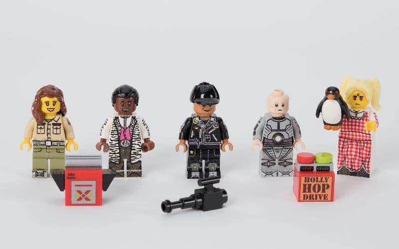 lego red dwarf crew