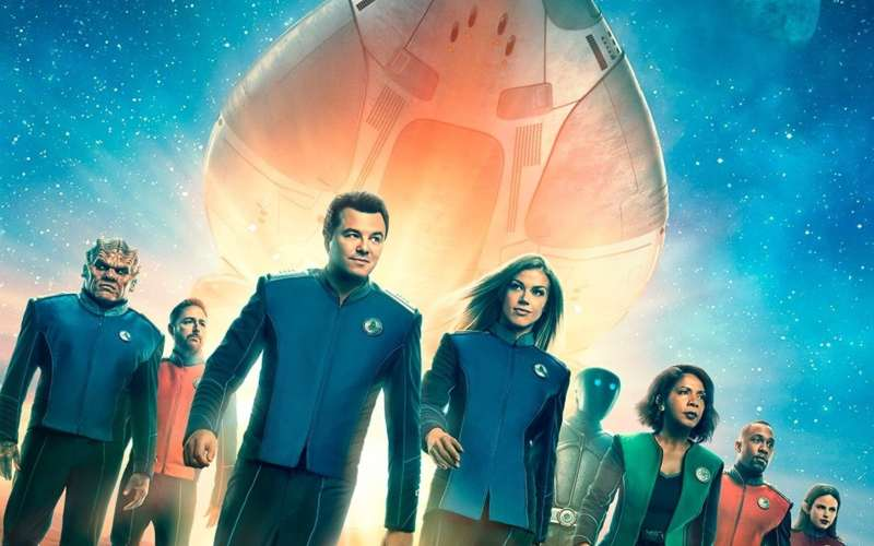the orville 2020 series