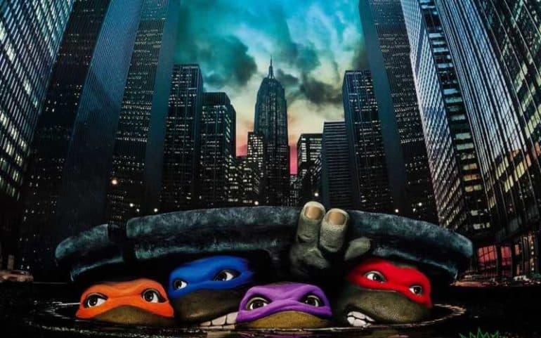 teenage mutant ninja turtles cool 1990 movies