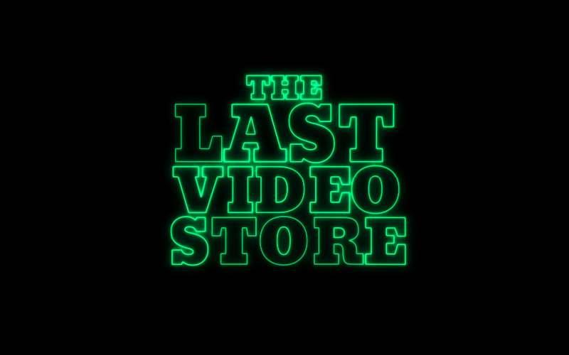 last video store