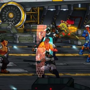 Streets Of Rage 4 Adds New Character And Multi-Player Mode