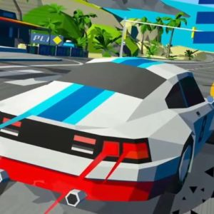 Hotshot Racing Will Transport You Back To 90's Arcades