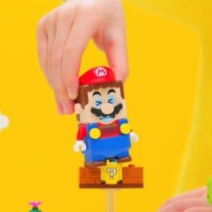 New Interactive Lego Super Mario Range Revealed By Nintendo