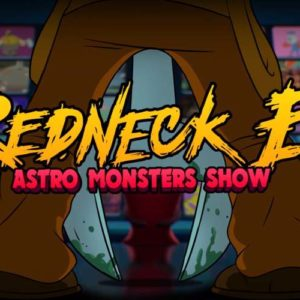 Redneck Ed: Astro Monster Show Beat 'Em Up Coming Soon