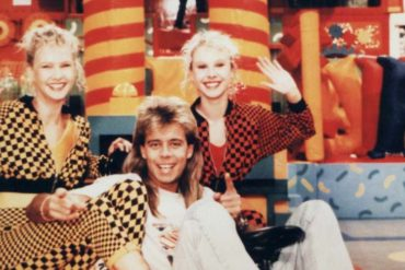 pat sharp funhouse kids tv presenters