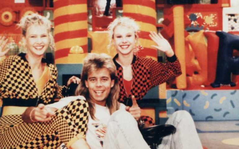 pat sharp funhouse kids tv presenters