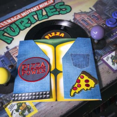 pizza power vinyl