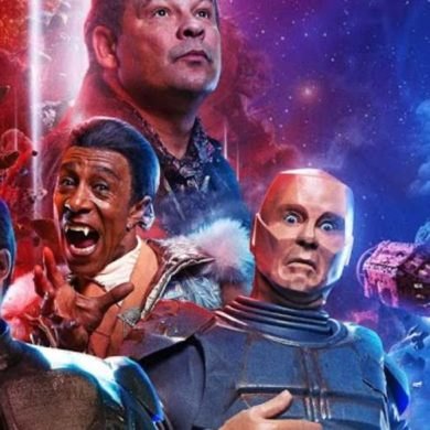 red dwarf the promised land trailer