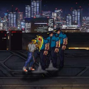 Streets Of Rage 4 Goes Totally Retro Ahead Of Release