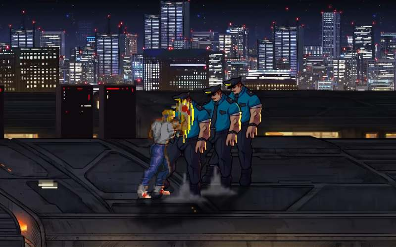 streets of rage 4 axel from sor2