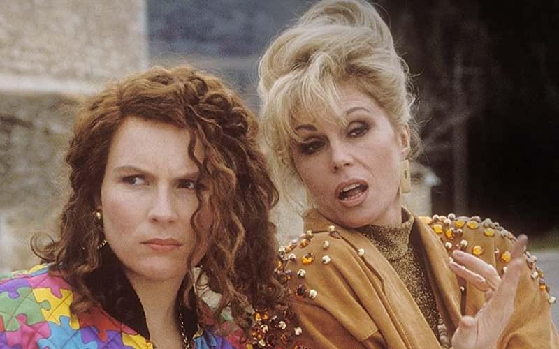 ab fab 90's british comedy series