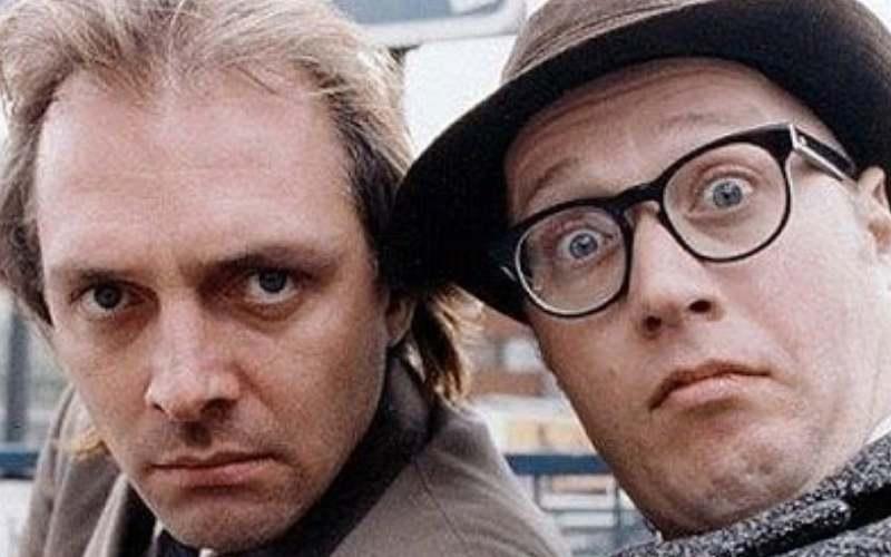 bottom classic british sitcoms