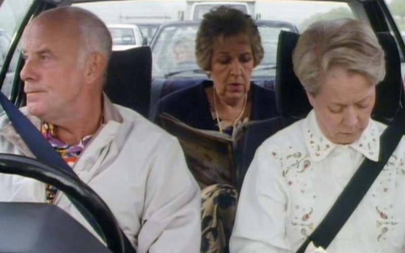 one foot in the grave classic british sitcoms
