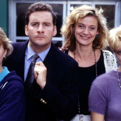 the brittas empire 90's british sitcoms