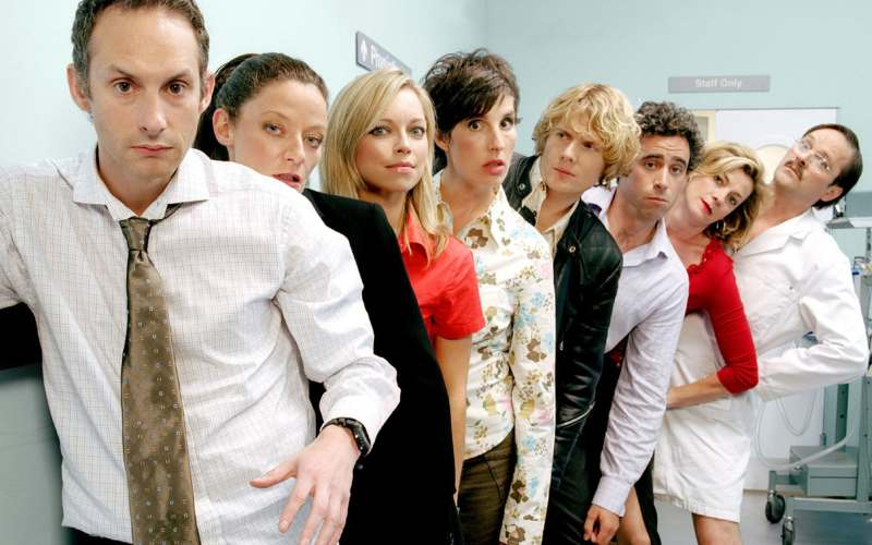the green wing