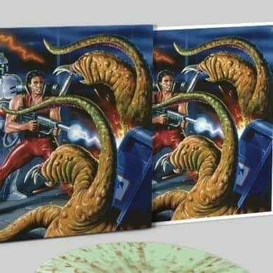 alien storm vinyl