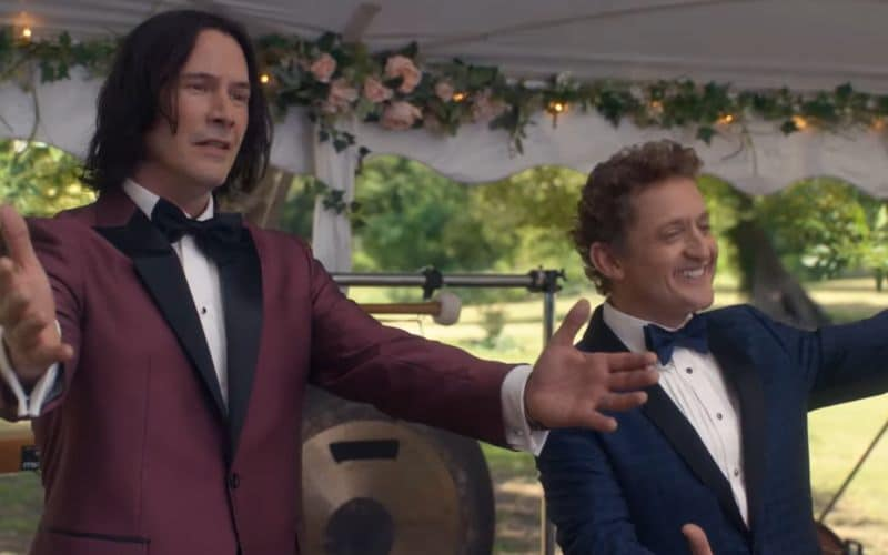 bill and ted face the music trailer