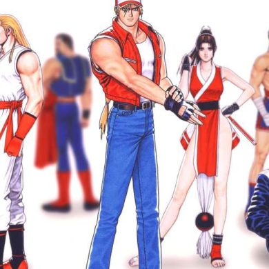 Fatal Fury Real Bout Special
