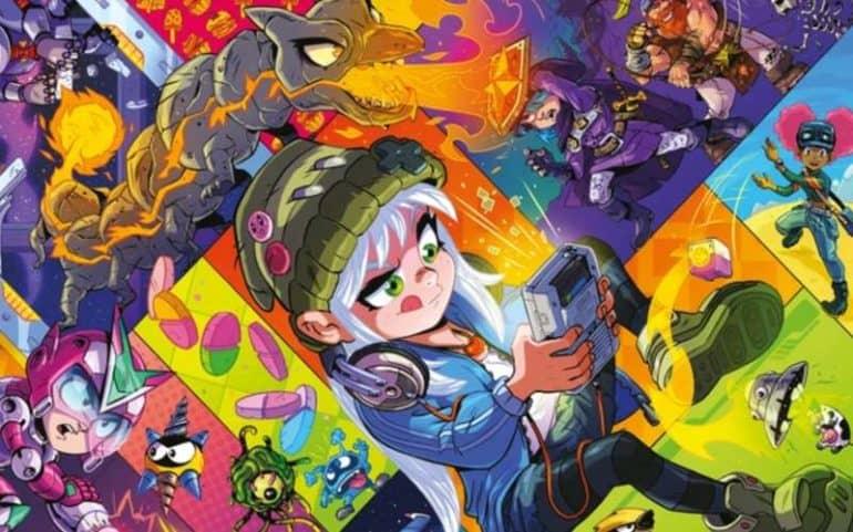 game boy box art book
