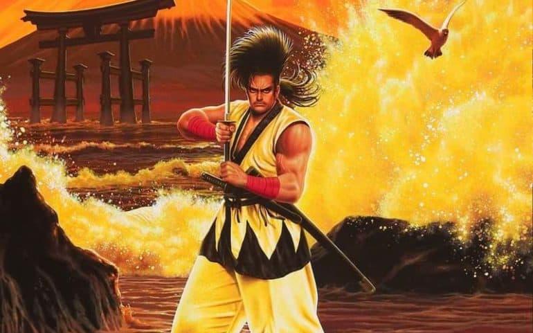 samurai shodown neo geo arcade stick pro