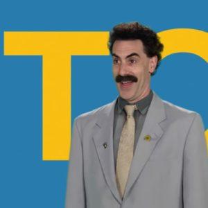 Borat Returns To 'Yankeeland' With New Trailer Ahead Of Amazon Release